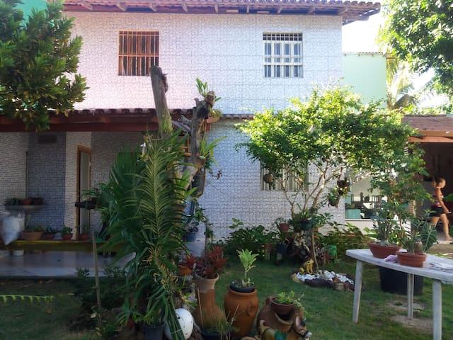 Casa Praia do Gramuté em Santa Cruz/ES