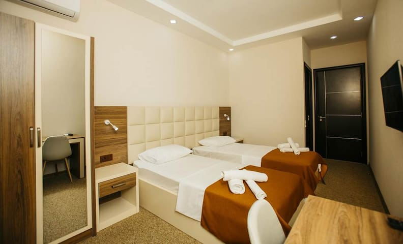 Have a wondeful vacational experience wail staying at the City Hotel