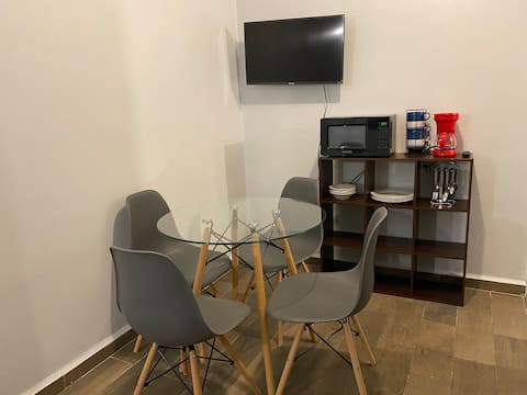 Apt. 25 minutes from Airport in Apodaca