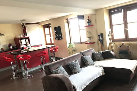 Appartement Douillet & Familiale