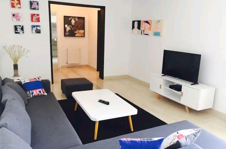 Appartement sympa a Gammarth
