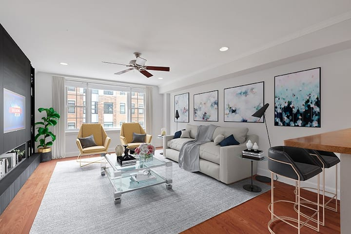 Entire apartment for you | 3BR in Hoboken