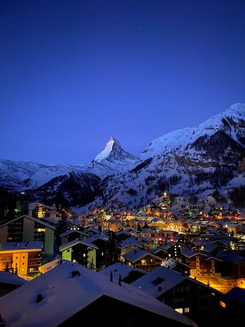 Encantador departamento con vista a Matterhorn (2.5 habitaciones)