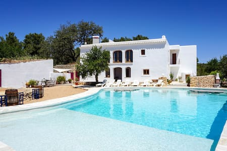 Country villa with private pool - Santa Gertrudis de Fruitera
