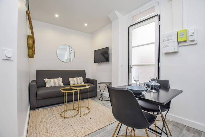 Cosy Apartment - 4P - Auteuil/ Michel Ange