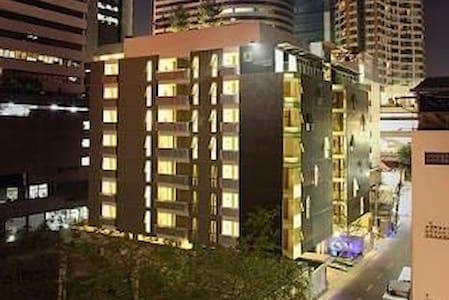 Cozy1BR-2minToBTS-10minTo Paragon - Bangkok - Apartament