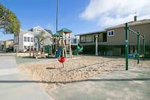 Close to playground