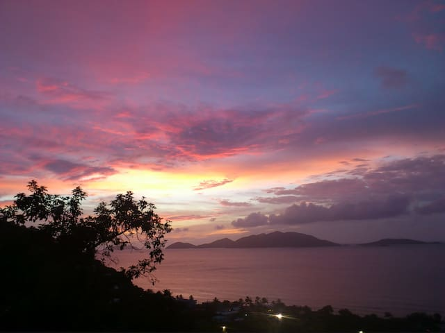 Paradise View Apartment - Tortola - Appartement