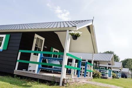 Logeren in een Staphorster huisje - IJhorst