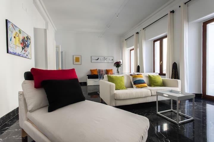 Amplitud, Elegancia y Excelente Ubicación - Seville - Leilighet