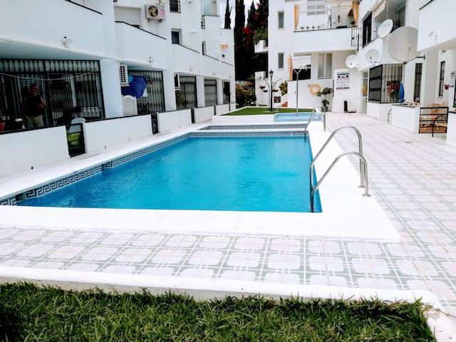 La Carihuela,  confortable appartement