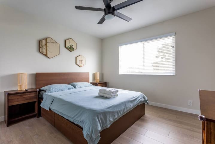 Rosemead all new fancy view bedroom#2