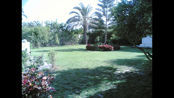Private villa in king Mariout With garden
