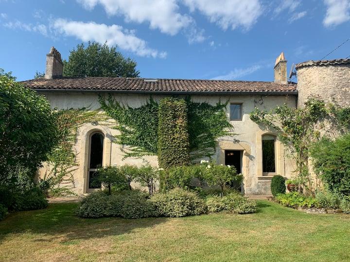 Gorgeous home near St Emilion & Bordeaux region