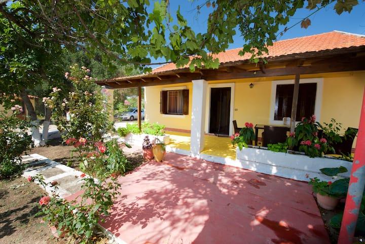Nikolas House  Afionas Corfu