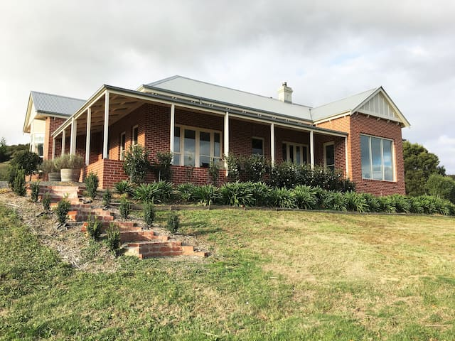 Shearer's Hill - Luxury Farmstay - Glenburn - Ev