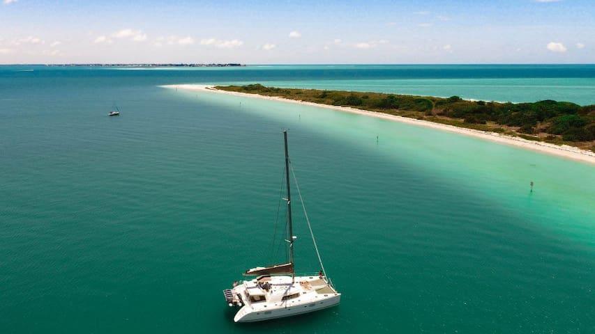 51' Luxury Catamaran