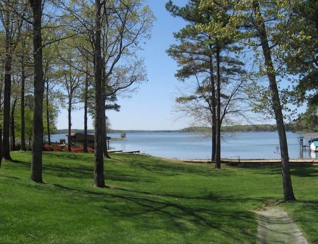 Lake Gaston Escape