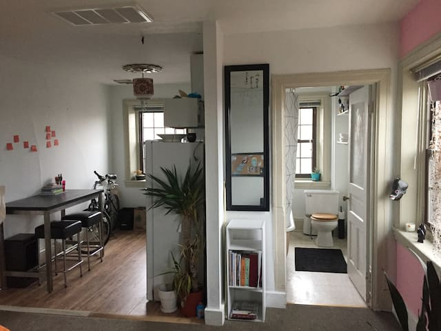 Charming Studio in Center City