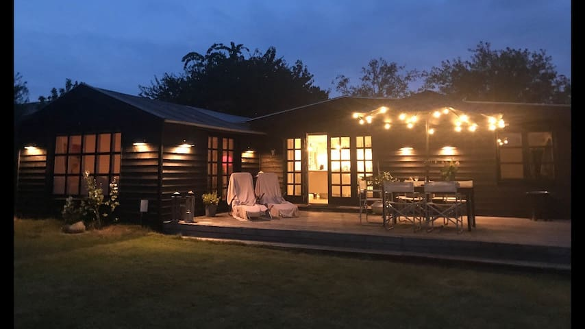 Unique and soulful summerhouse,  6 pax