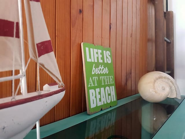 Life Is Better At The Beach House!