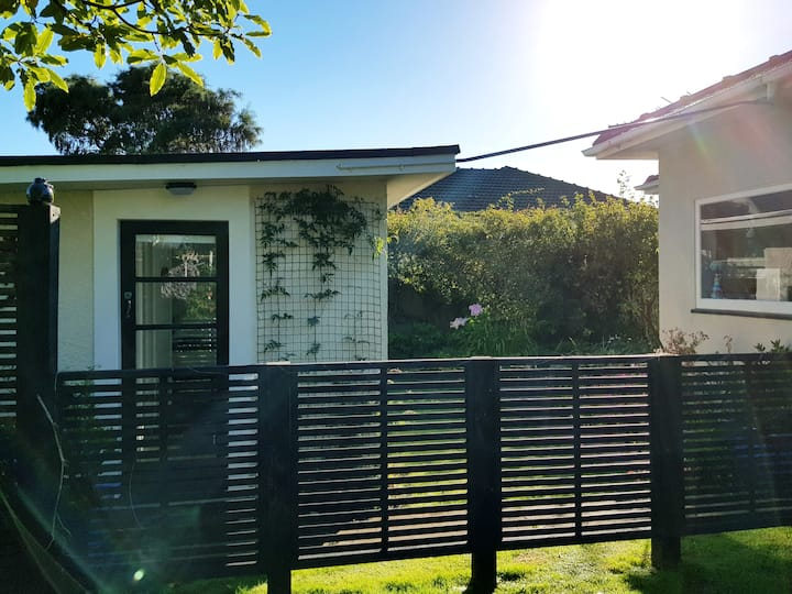cosy and private in Saint Clair