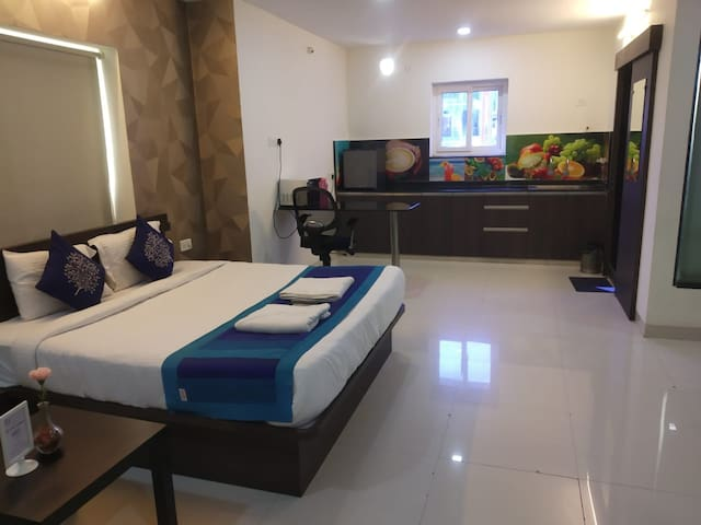 service apartment like home stay in kondapur