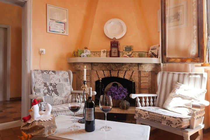 """Villetta """"Casa Luisa"""" linea WI FI"""
