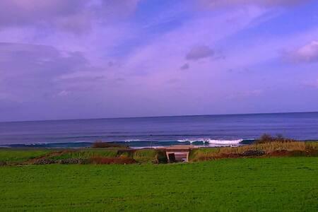 Azores Apartment Seafront View - Ribeira Grande - Flat