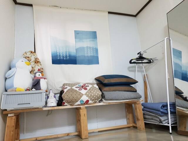 Penguin guesthouse (near naksanpark 펭귄하우스 (낙산공원근처)