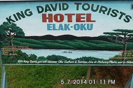 King David Hotel, Elak-Oku