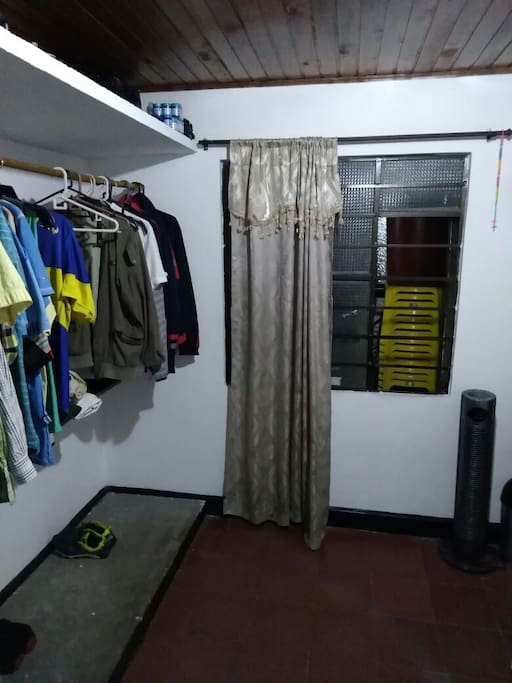habitacion amoblada