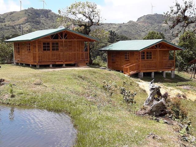 Cabaña MontReal Cartago dos habitaciones
