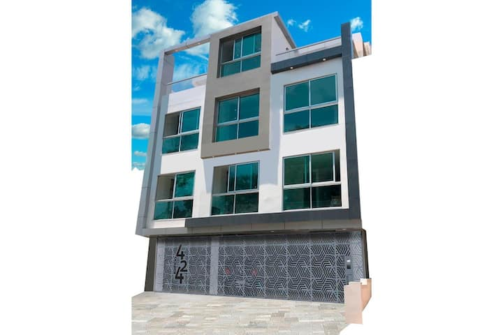 Apartamento 2 tipo loft - Amoblado