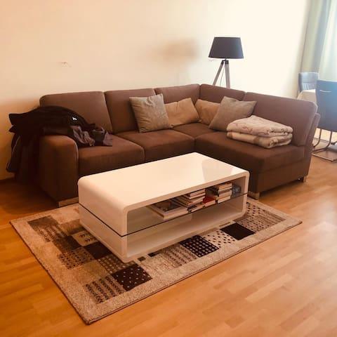 Schöne Wohnung in Wien-Nähe