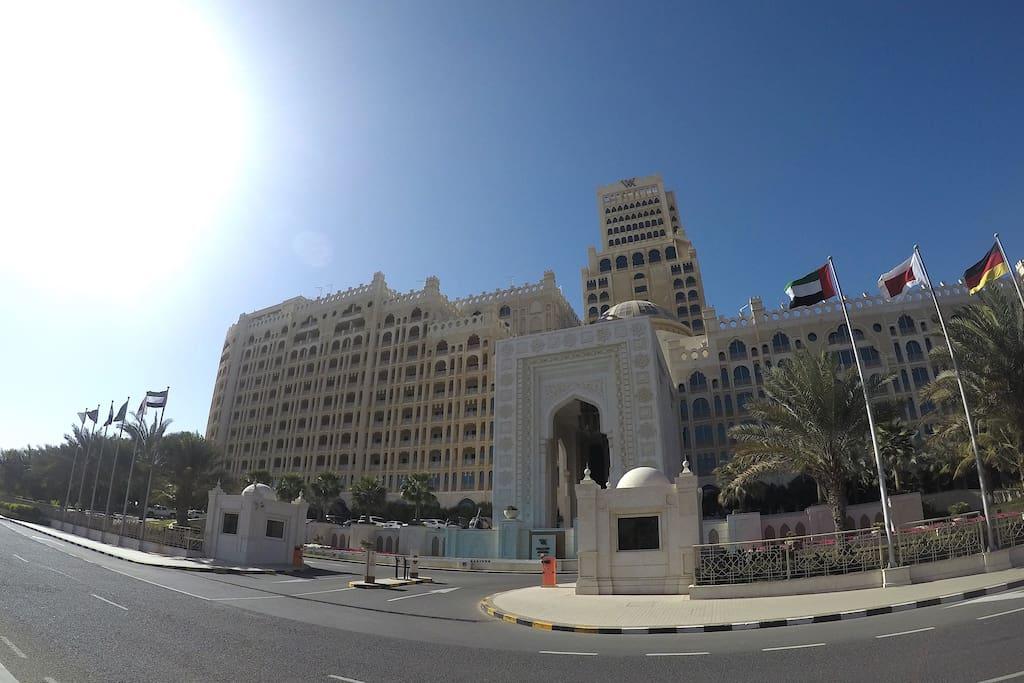 Al Hamra Palace Hotel Rak