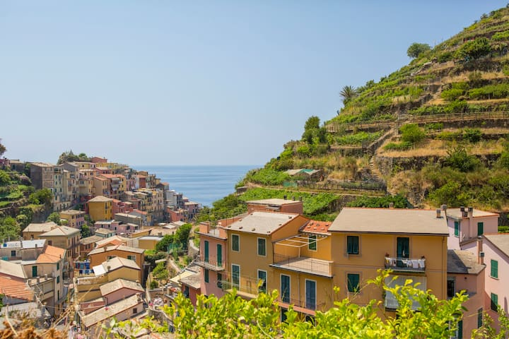 Casa Capellini a Manarola 2 rooms for 3 people