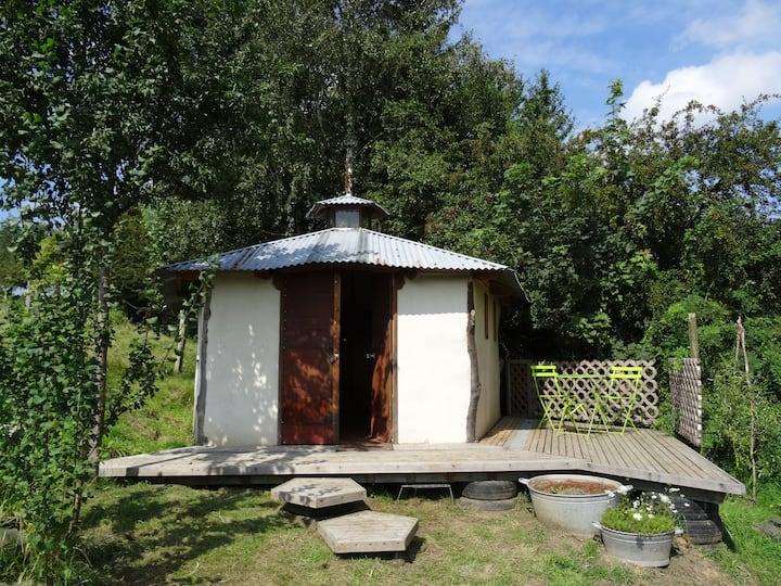 La cabane des glaneurs
