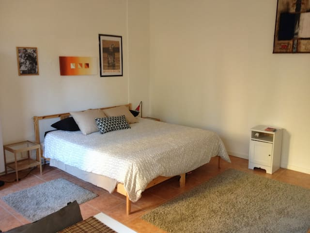 Large Double Room in Venice near bus/train station