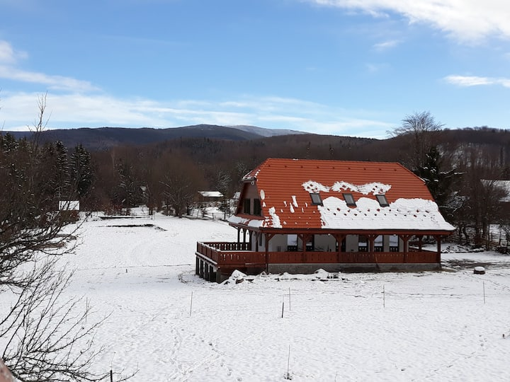 Bear Mountains villa - Csendes Bukk 2