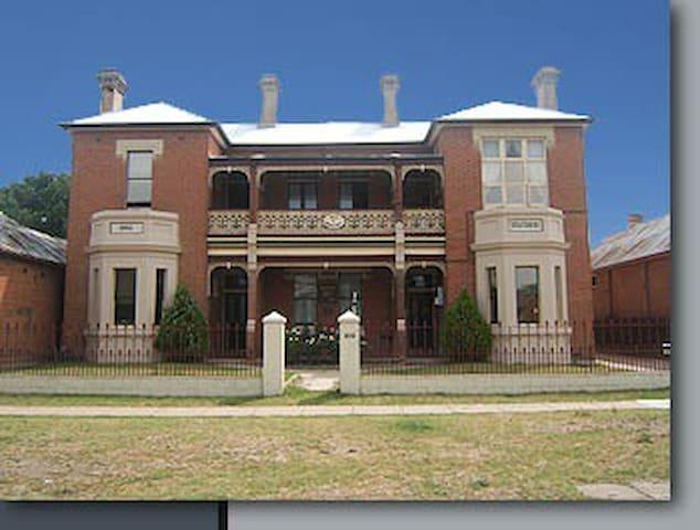 Strathmore Victorian Manor, Bathurst - Bathurst