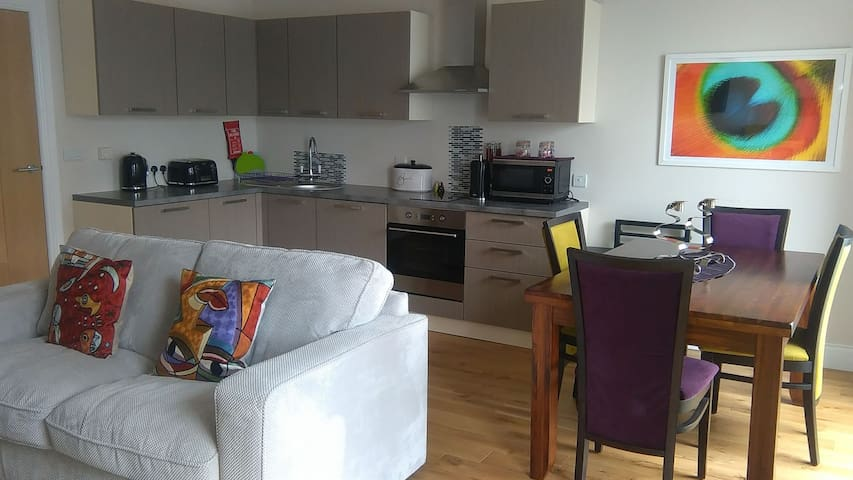 Self-Catering Apartment in Town Centre Near Castle