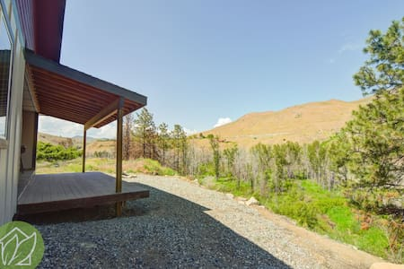 Methow Valley Waterfront Luxury Home  MET132B - Pateros - Apartment