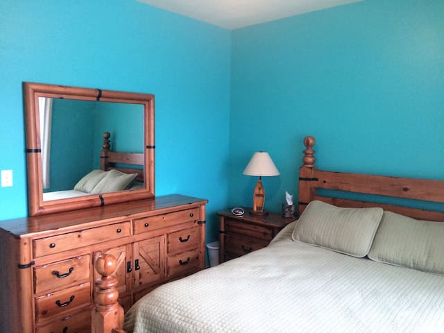 The Blue Room - Cheyenne - Huis