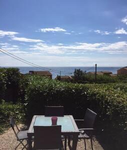 appartement T2 Vue mer St Tropez - Ramatuelle - Apartemen