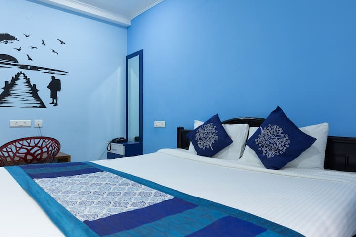 Calm and cozy stay at shilparamam