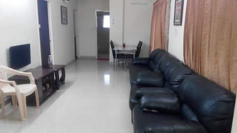 Mani Home Stay, Coimbatore - 3BHK Service Apt