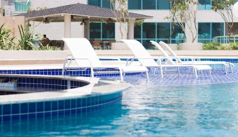 Flat em Resort Salinas (10° andar)