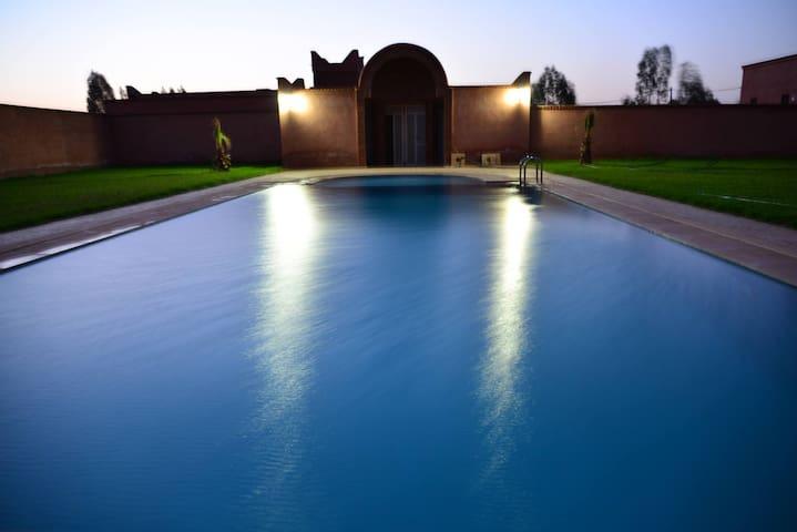 Marrakech Herpel house Riad moderne - Марракеш - Дом