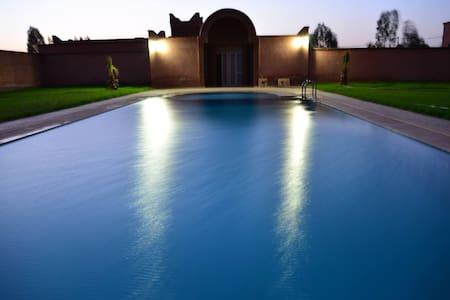 Marrakech Herpel house Riad moderne - Marrakech - Hus